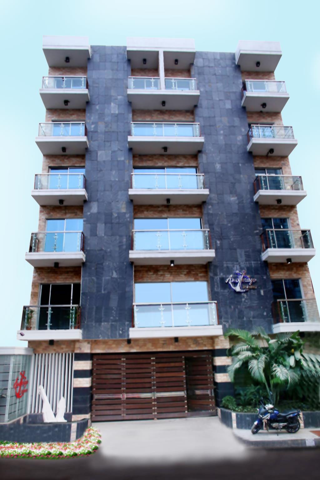 Anchorage - The Residence, Dhaka