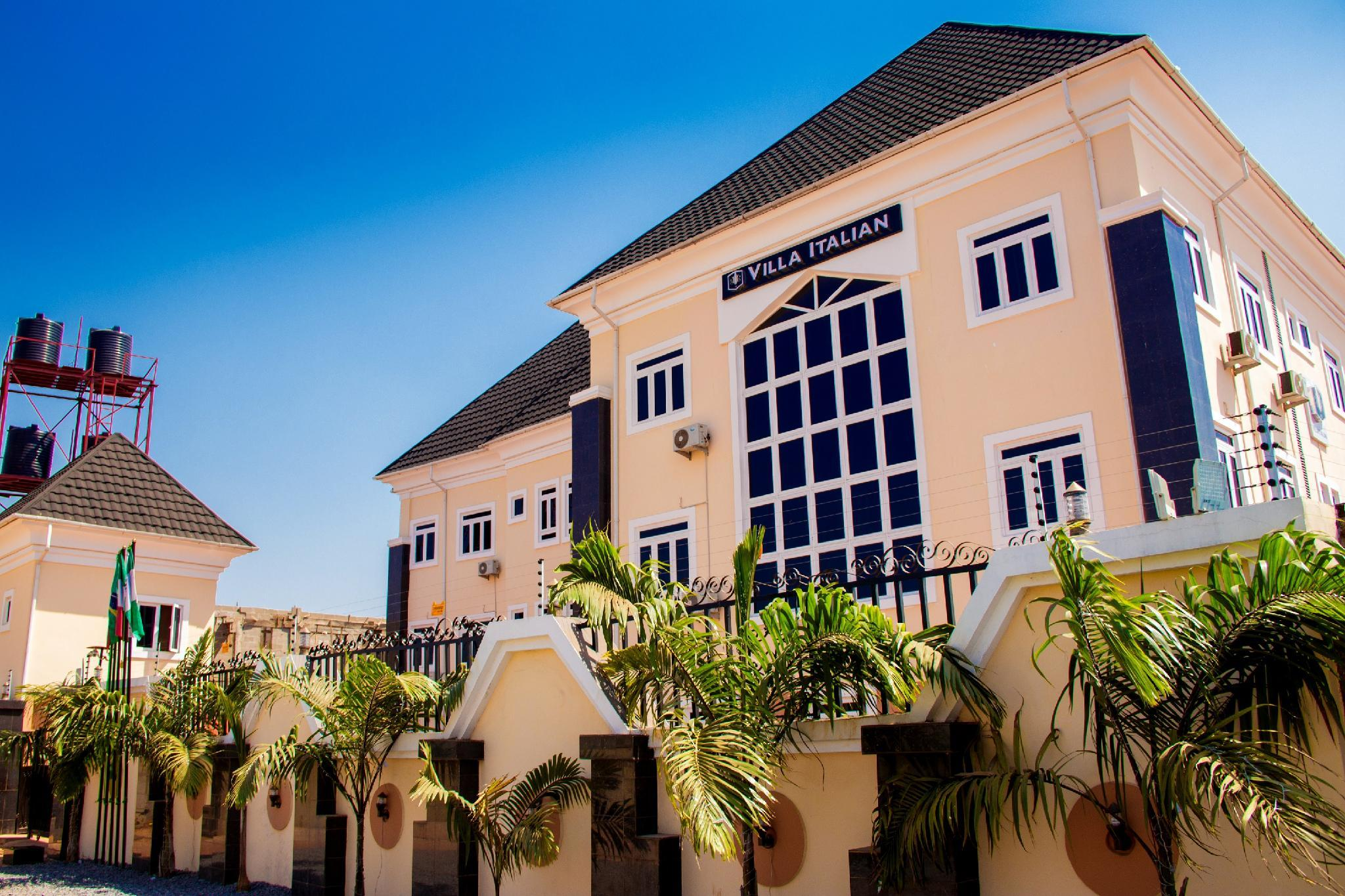Villa Italian Hotels, EnuguSou