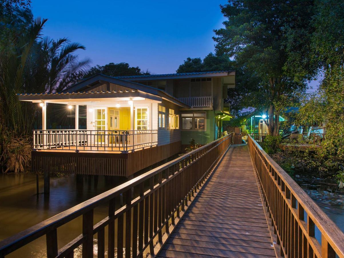 Pobrak @ Bangnampueng Homestay, Phra Pra Daeng