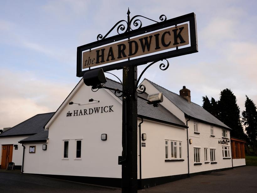 The Hardwick Hotel, Monmouthshire