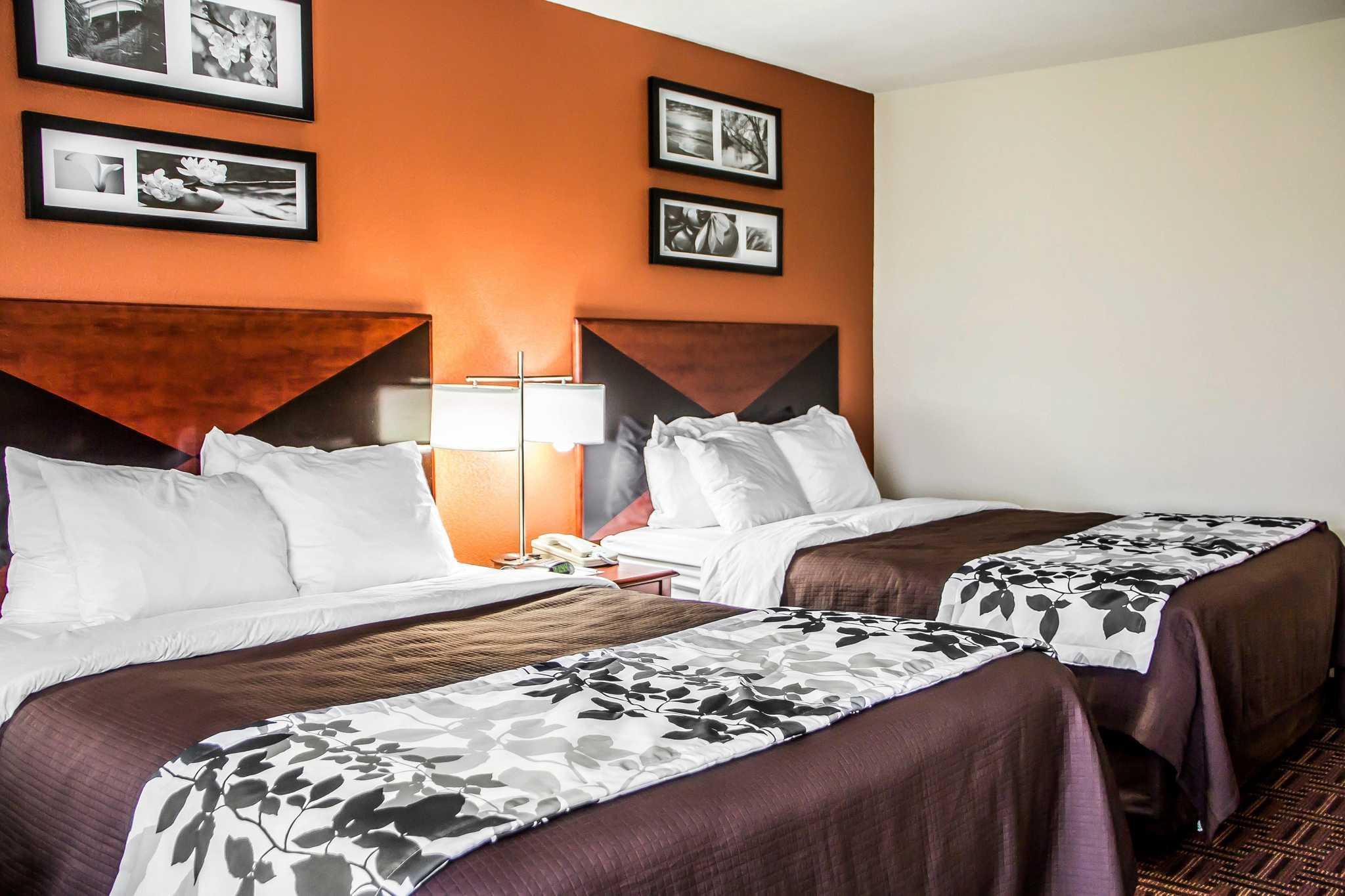 Sleep Inn & Suites Oklahoma City North, Oklahoma
