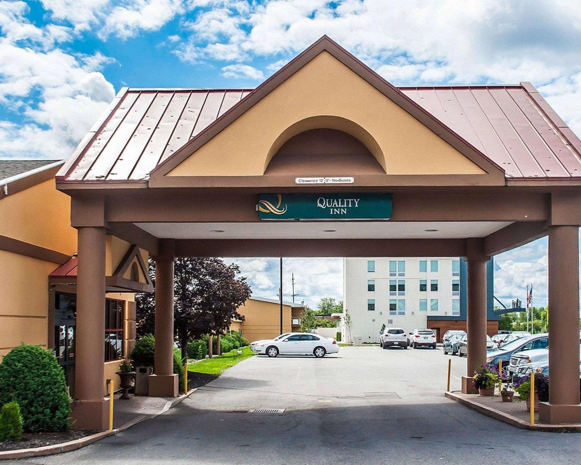 Quality Inn Airport Buffalo, Erie