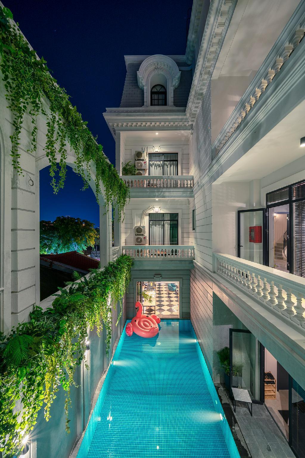 Le Jardin Secret Saigon, Quận 4