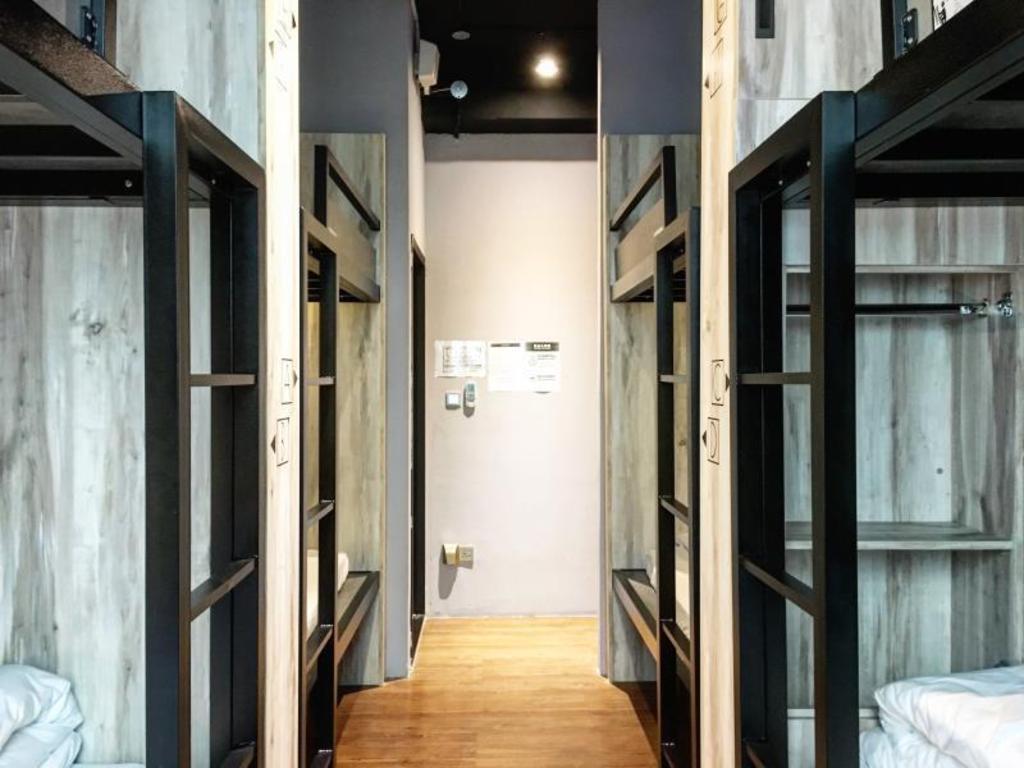 TOP HOSTELS IN TAIWAN: Lucky One Hostel