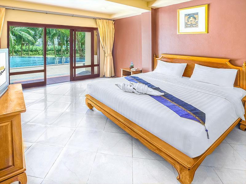 Khaolak Mohintara Resort, Takua Pa