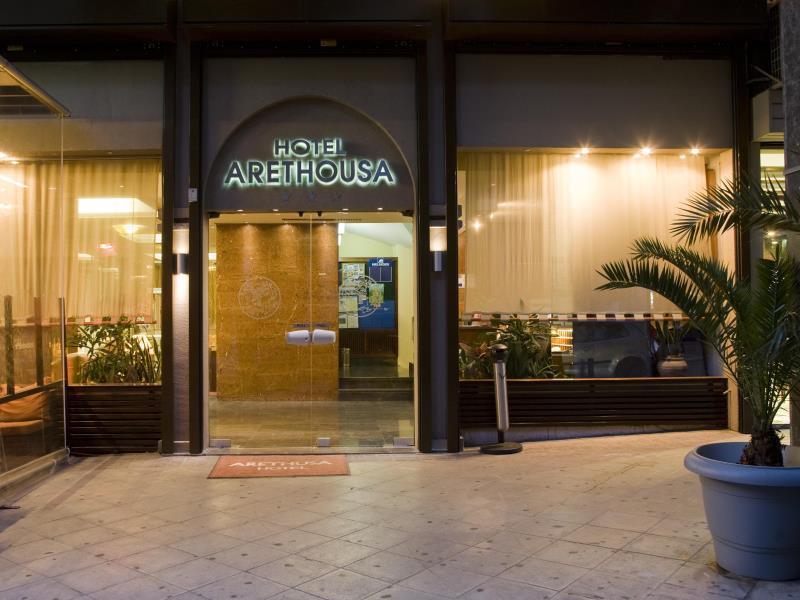アレトゥサ ホテル