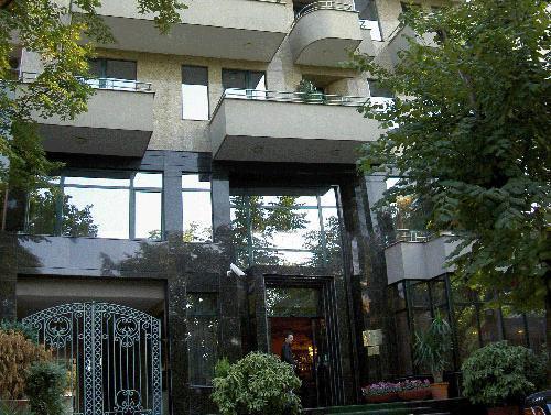 Grand Hotel & Spa Tirana, Tiranës