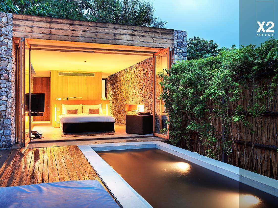 X2 Kui Buri Resort, Muang Prachuap Khiri Khan