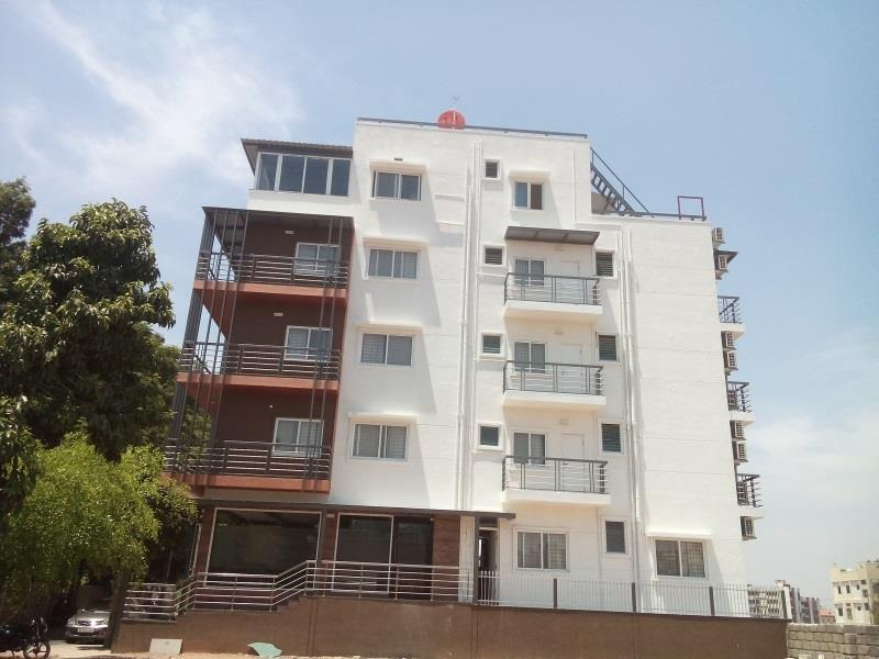 Silicon Hearth Apartment - Outer Ring Road Marathahalli
