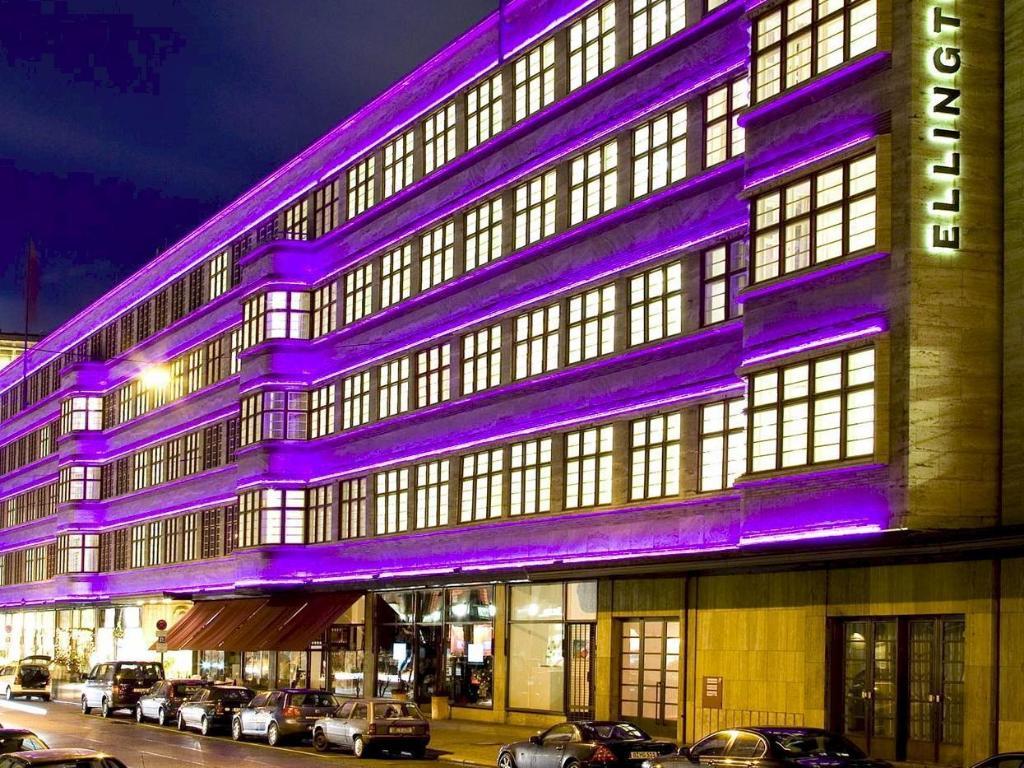 Rooms: Best Price On Ellington Hotel Berlin In Berlin + Reviews