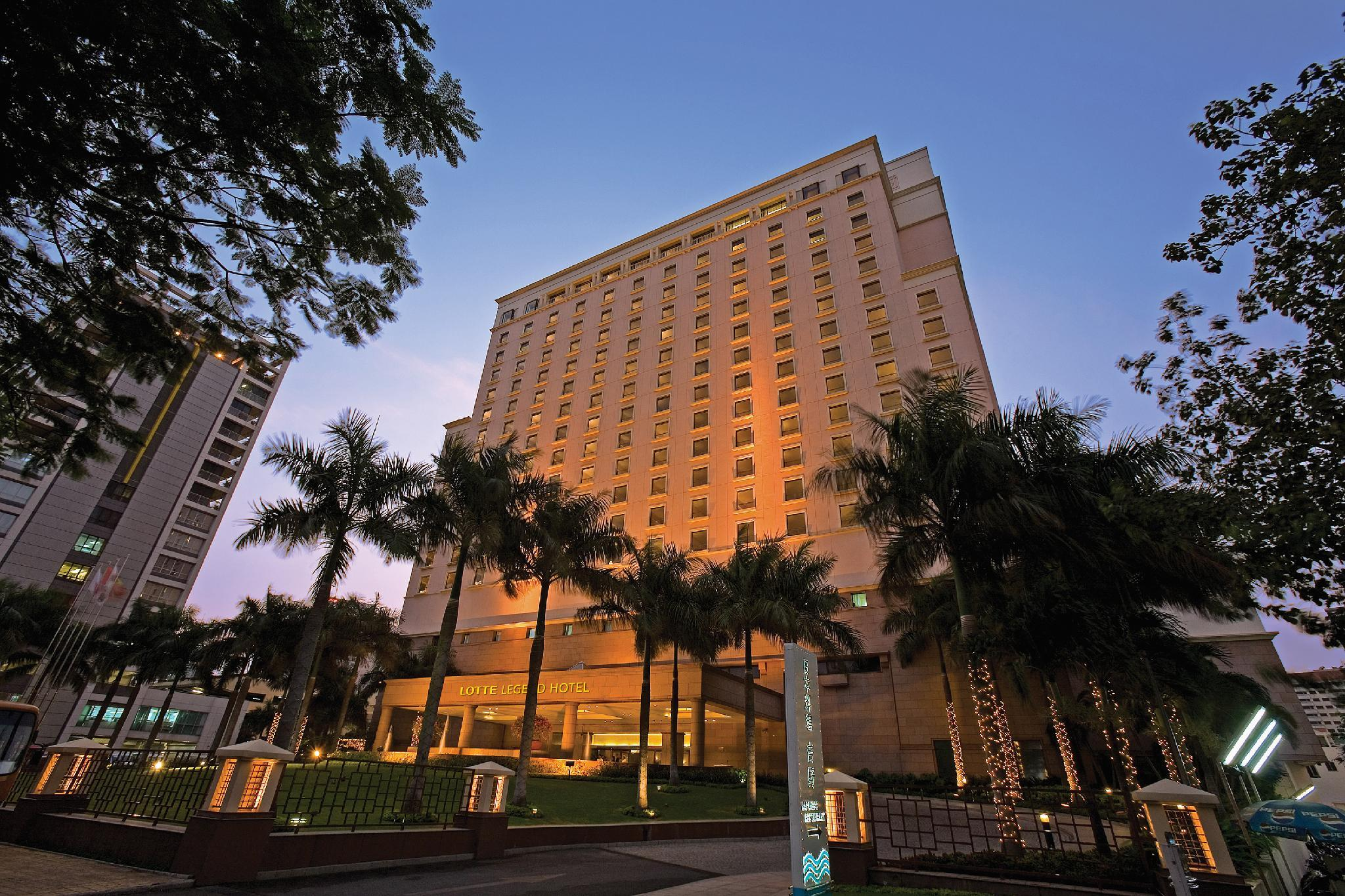 Khách Sạn Lotte Legend Hồ Chí Minh