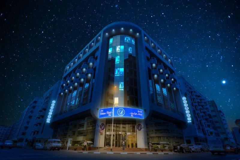 德爾蒙飯店