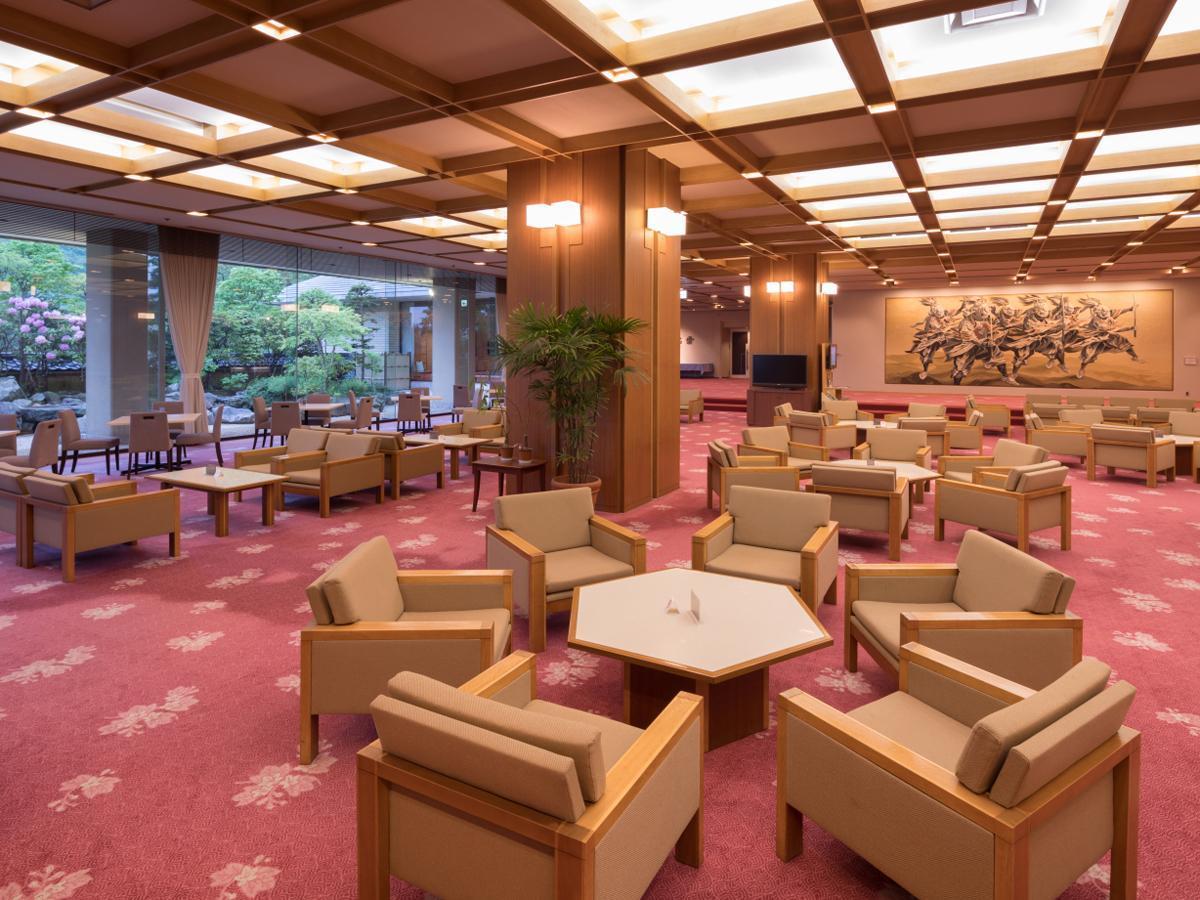 Hotel Senshukaku, Hanamaki