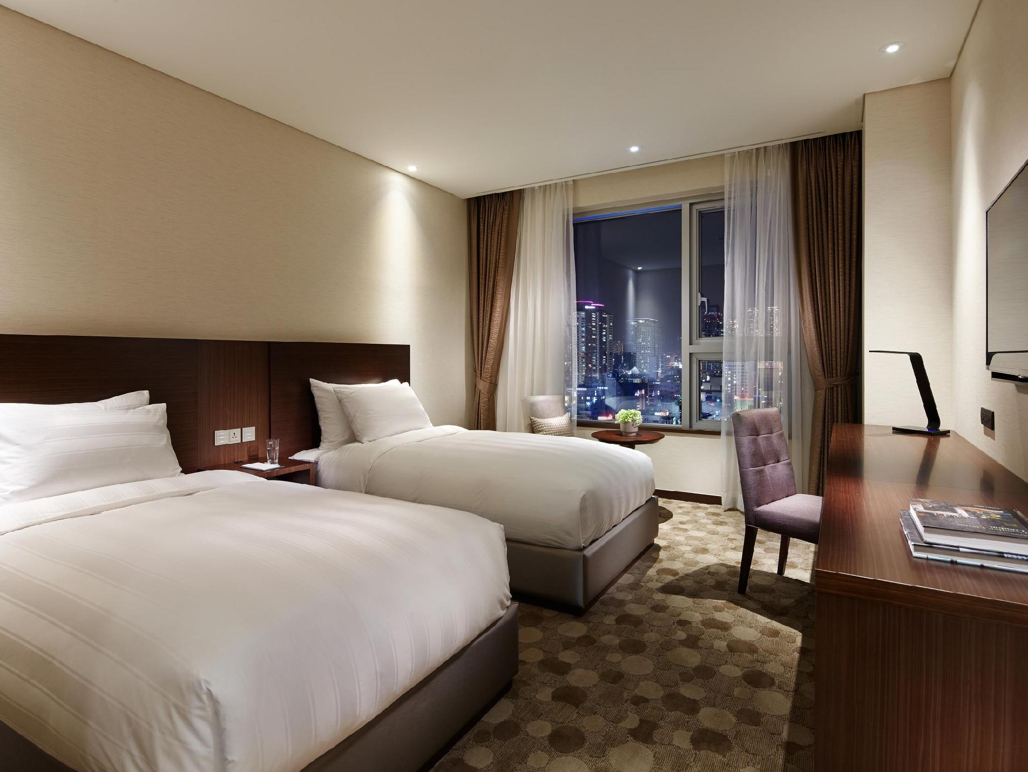 Lotte City Hotel Ulsan, Jung