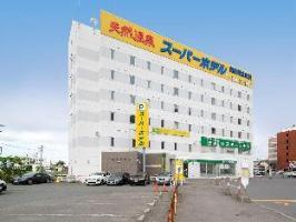 スーパーホテル釧路駅前天然温泉「白鳥の湯」