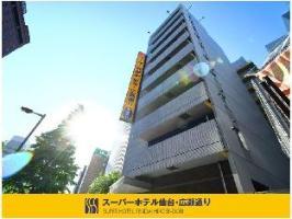 スーパーホテル仙台・広瀬通り天然温泉「弦月の湯」