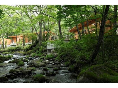 「蔵王の森」がつくる美と健康の温泉宿ゆと森倶楽部