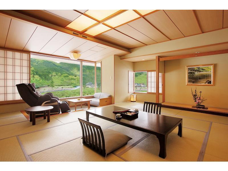Kanshokan, Mogami