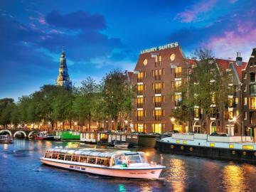 Best Hotels in Amsterdam, Netherlands: From Cheap to Luxury Accommodations and Places to Stay