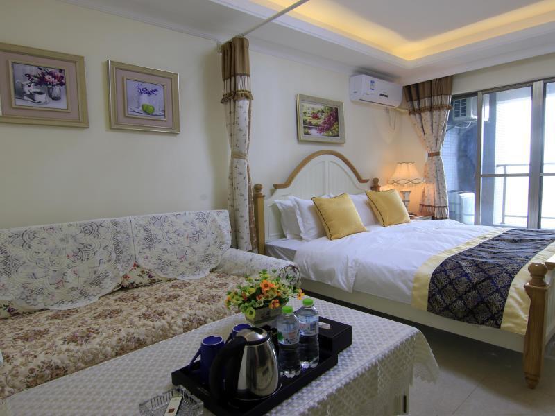 Beihai Tujia Sweetome Vacation Rentals Jiahe Guanshanhai, Beihai