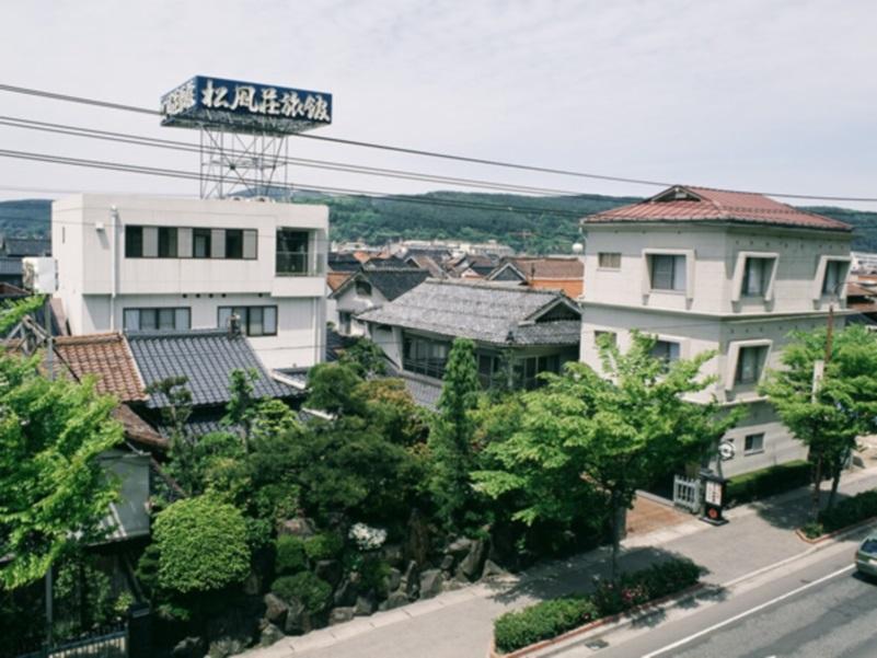 Shofuso Ryokan, Kurayoshi