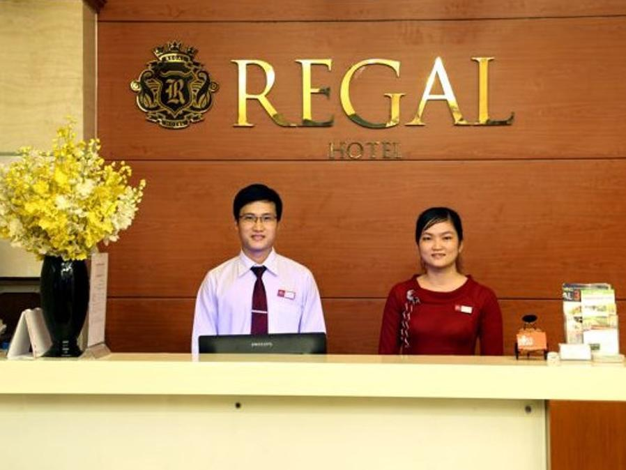 Khách Sạn Regal Hồ Chí Minh