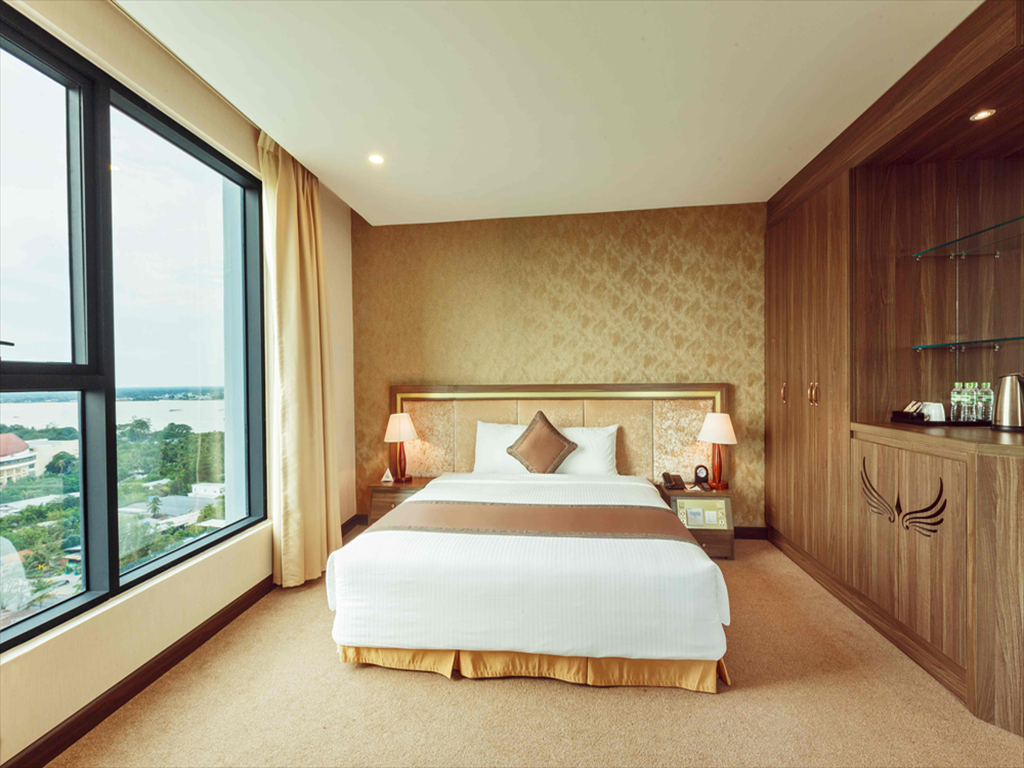 Deluxe giường đôi - Phòng nghỉ