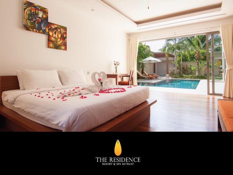 The Residence Resort & Spa Retreat, Pulau Phuket