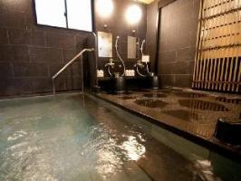 スーパーホテル米子駅前天然温泉「大山の湯」
