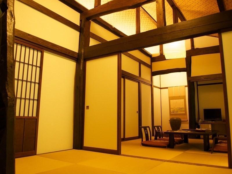 Kaikake Onsen Ryokan, Yuzawa