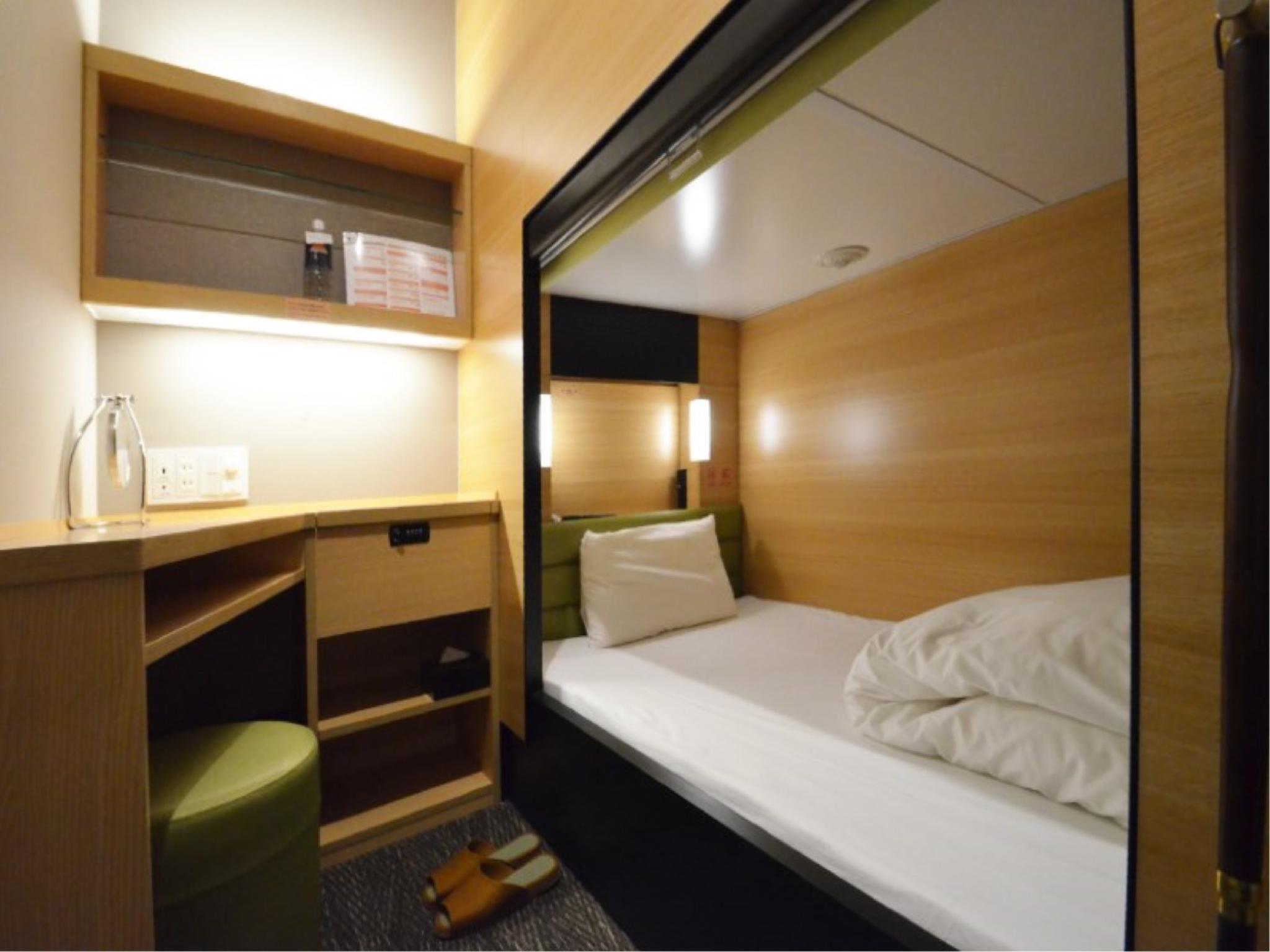 Global Cabin Tokyo Suidobashi (Dormy Inn Chain), Bunkyō