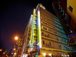 スーパーホテルJR新大阪東口天然温泉「秀吉ゆかりの天下取りの湯」