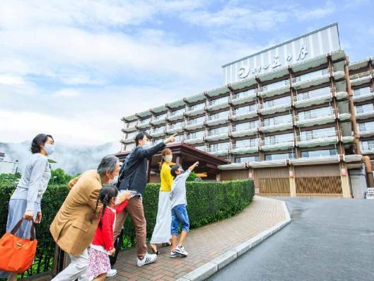 Nikko Kinugawa Hotel Mikazuki