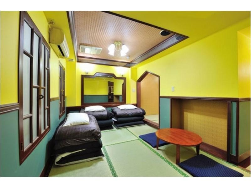 Khaosan World Asakusa Ryokan & Hostel, Taitō