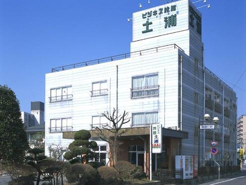 ビジネス旅館土浦