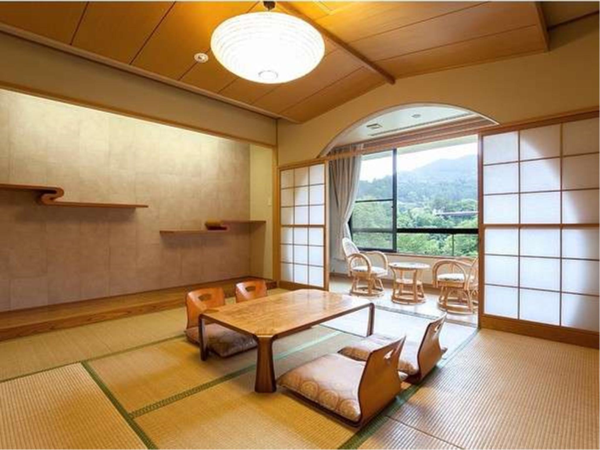 Oumeishigamionsen Seiryuu no Yado Okutamaji , Ōme