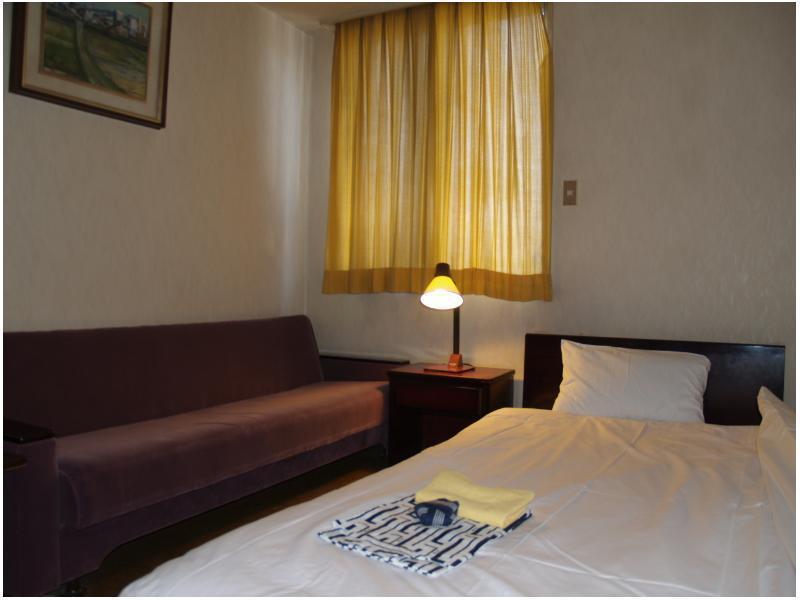 Hotel Aoki, Ina
