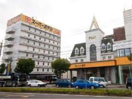 スーパーホテル新居浜天然温泉「伊予の湯」
