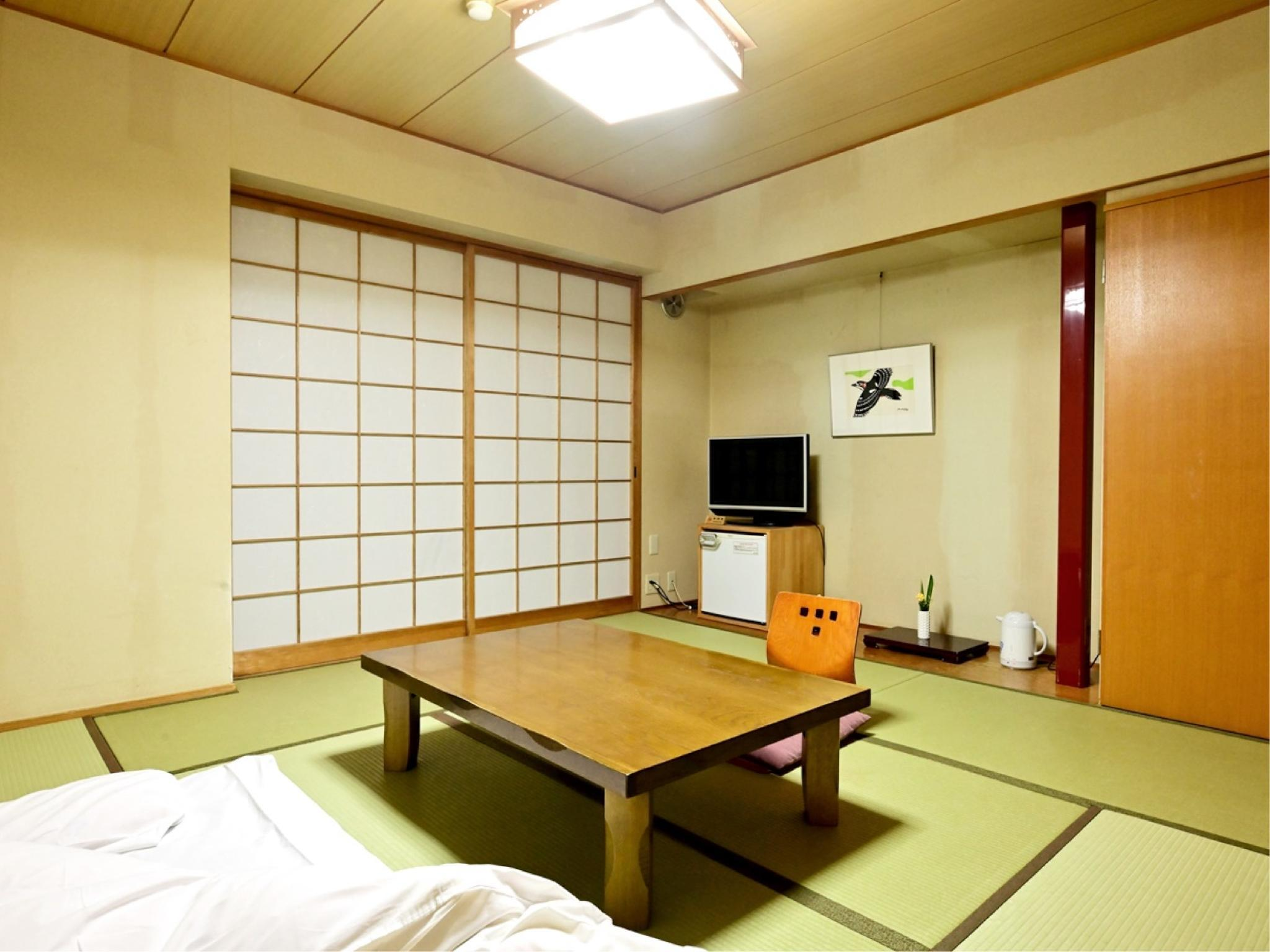 Kokuminshukusha Sanshien, Tottori
