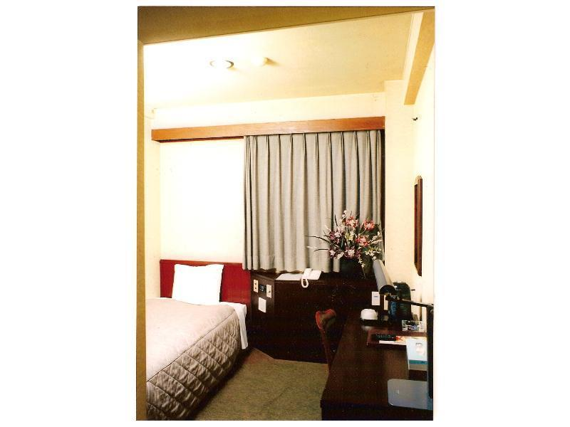 Business Hotel Shinkawa, Ube