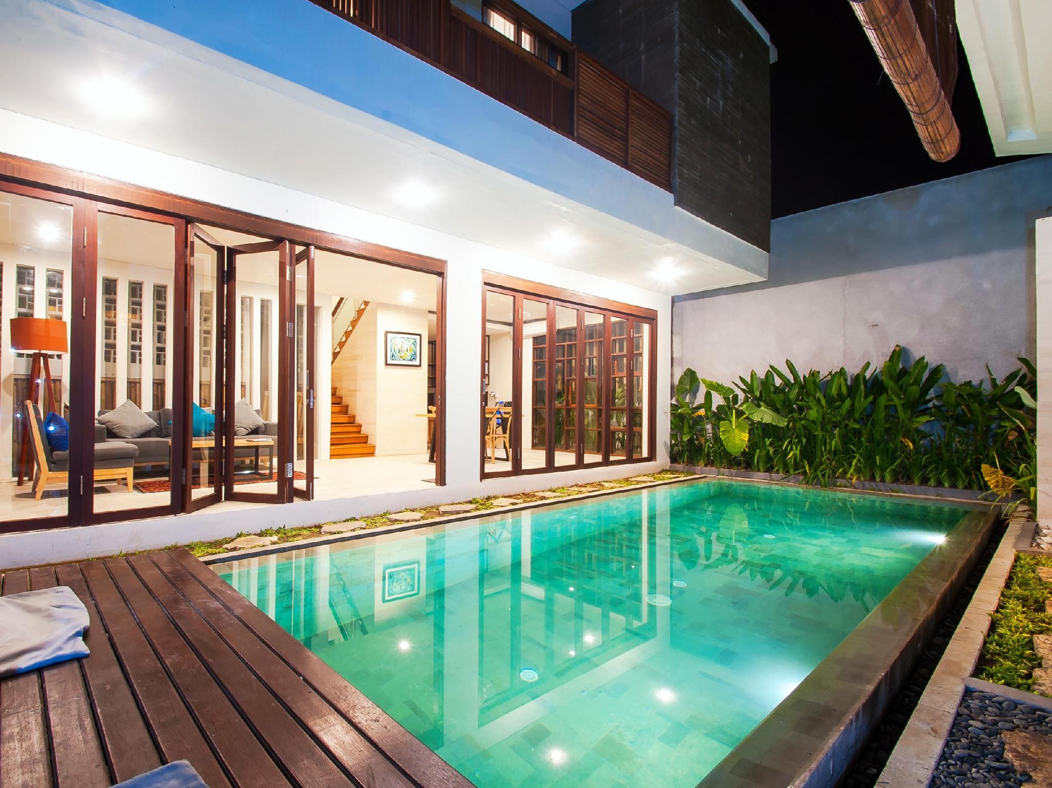 The Royal Bali Villas Canggu By Bali Family Hospitality Hotel Murah