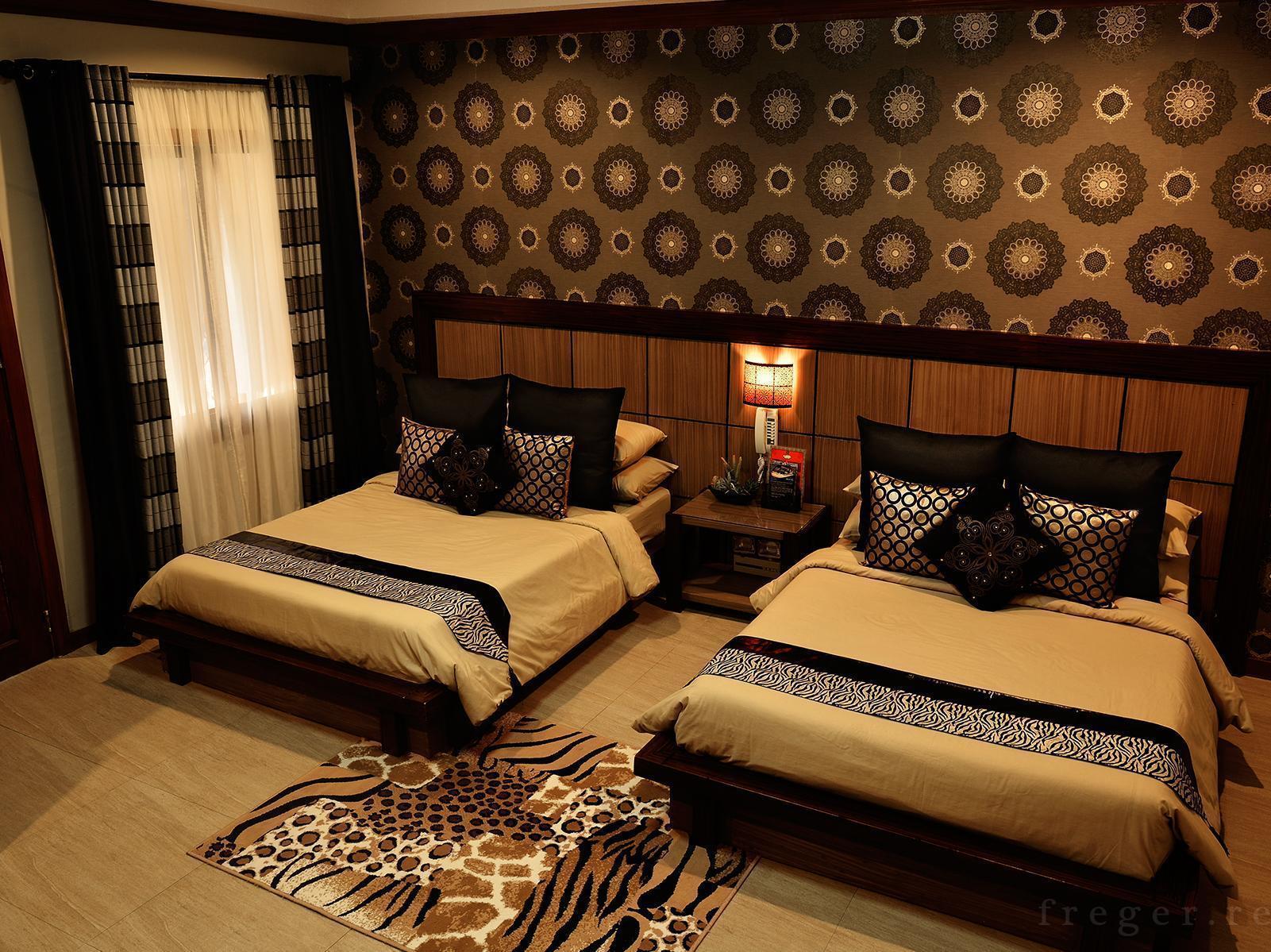 Manuel Resort, Pinan