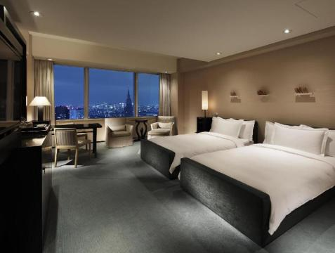 Where to stay in Tokyo - Park Hyatt Hotel Room