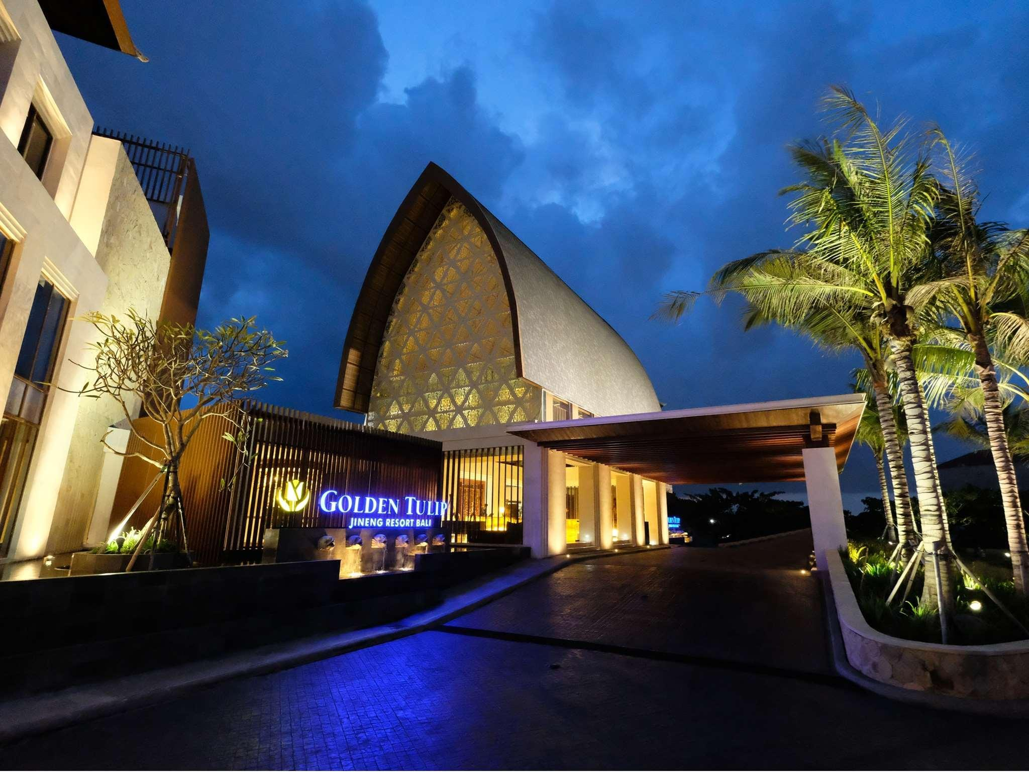 Golden Tulip Jineng Resort