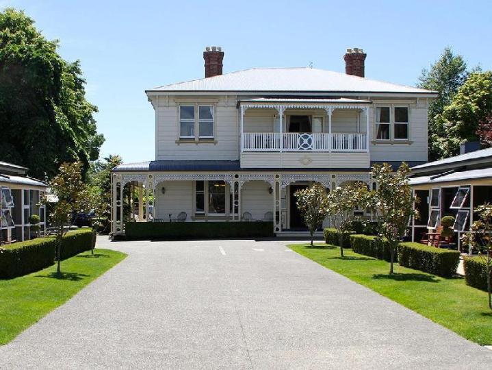 Merivale Manor