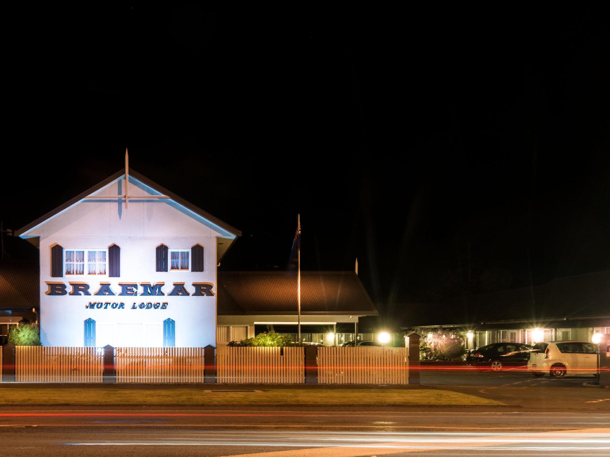 Braemar Motor Lodge, Palmerston North