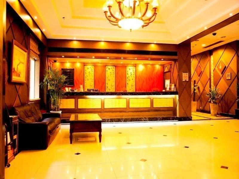 シティ ビュー ホテル スーフィ (景縁假日酒店徐匯店)