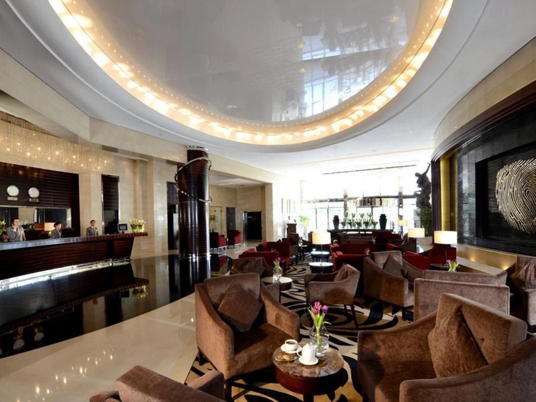 Best price on grand millennium hotel dubai in dubai reviews for Dubai hotel reviews