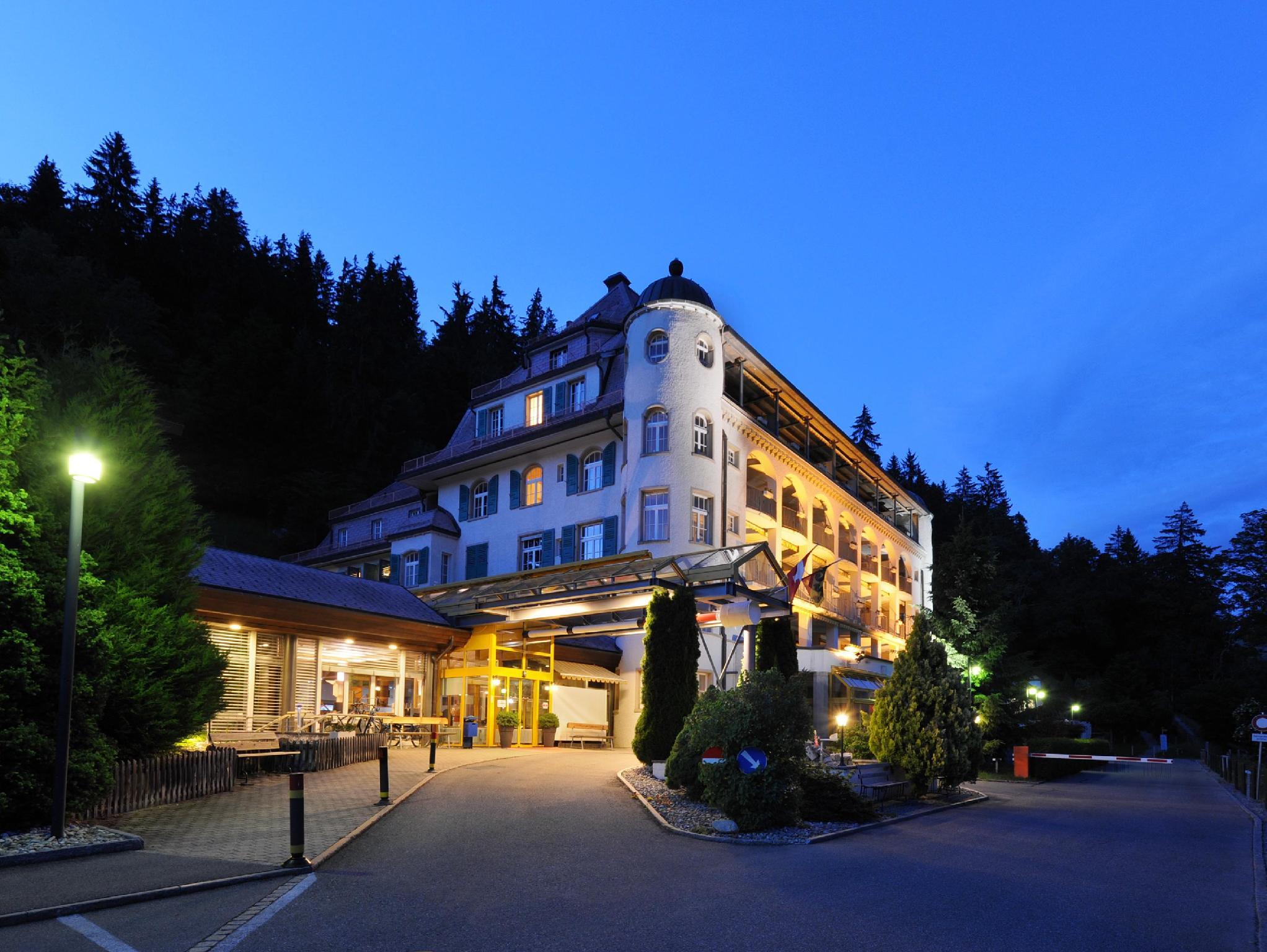 Panorama Hotel Solsana, Saanen