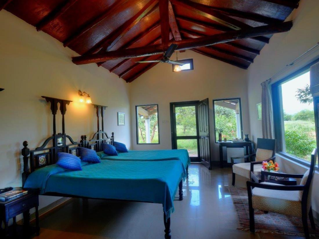 best price on chitvan jungle lodge in kanha reviews - Chambre Jungle Fly